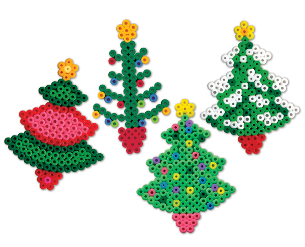 Perler Bead Christmas Tree Patterns