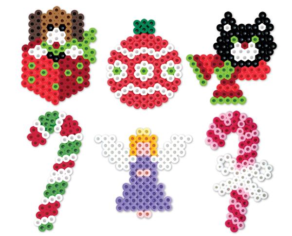 Christmas Hama Beads.Christmas Perler Bead Patterns U Create