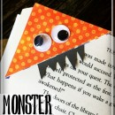 Monster Bookmark video tutorial