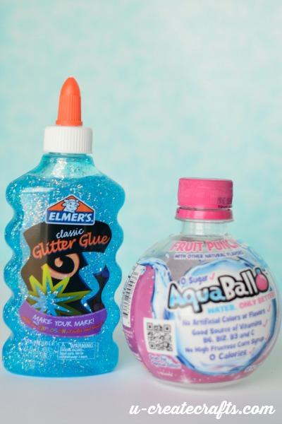 Glitter Glue Globe