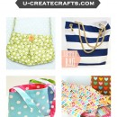 FREE beautiful bag patterns