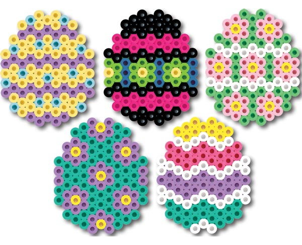 Free Easter Perler Bead Patterns