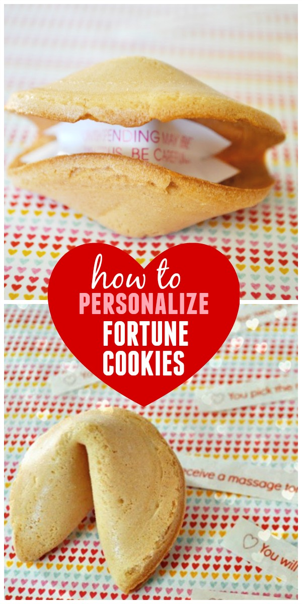 How to Personalize Fortune Cookies by Making Life Lovely