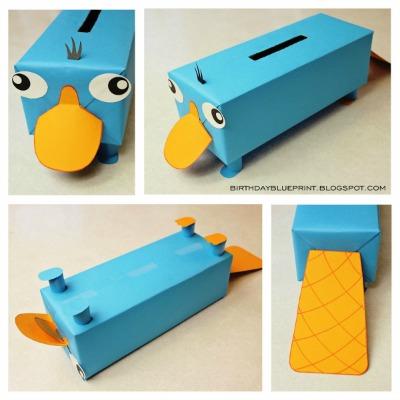 Perry Valentine Box By Birthday Blueprint