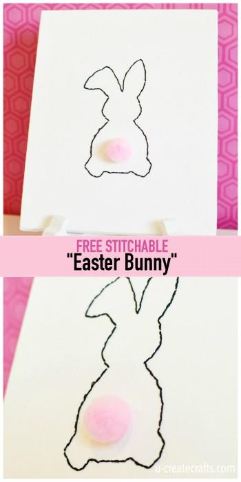 Bunny-Stitching U Create