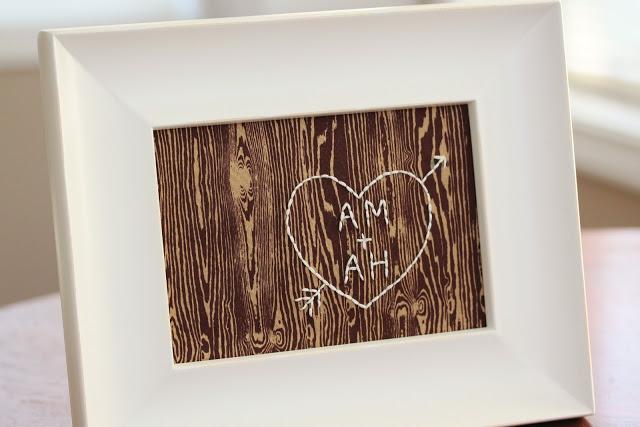 Love Letters Thirty handmade