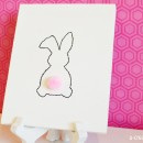 Free Stitchable Bunny Pattern at U Create - great project for the kids!