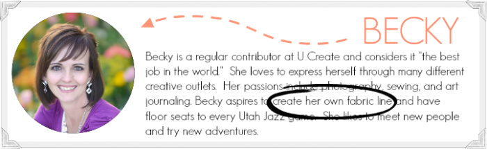 Becky's Bio for post