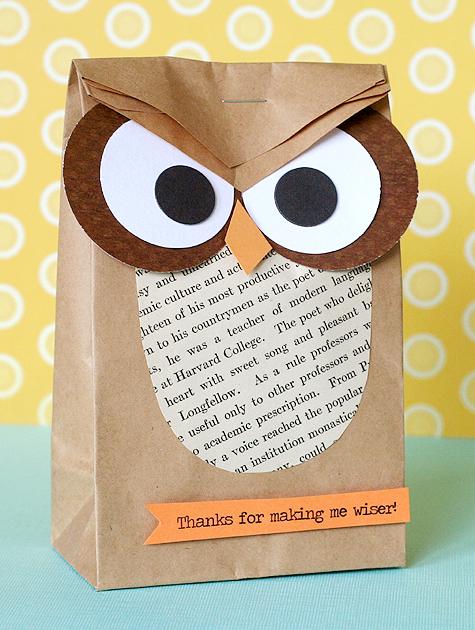LisaStorms Owl Bag