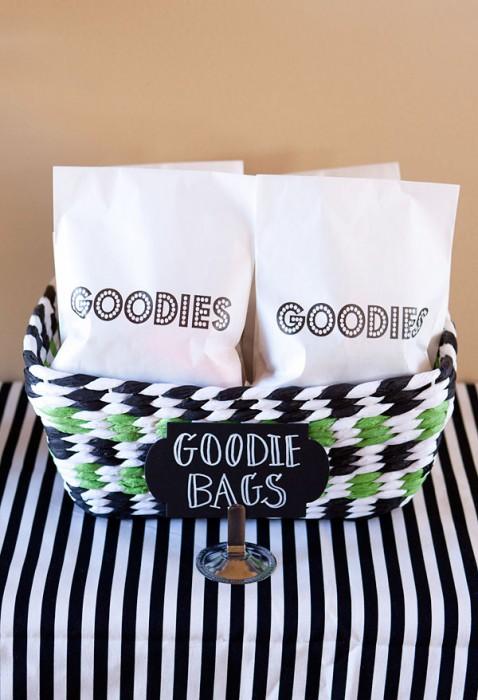 Party 5Custom Print Bags
