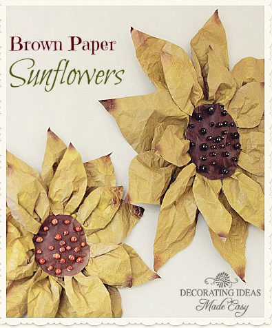 Amazing Brown Paper Bag Tutorials U Create