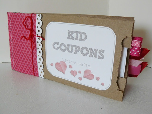 Small Fry kid coupon book