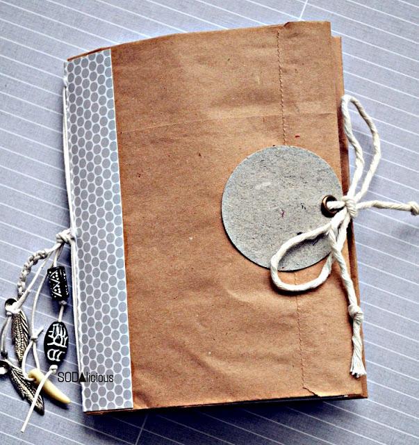 sodalicious paper bag book