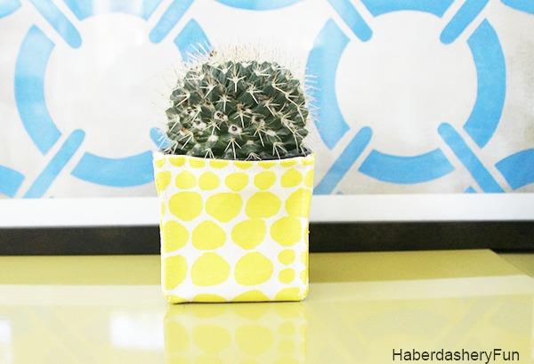 Fabric-Bin-Planter-Tutorial