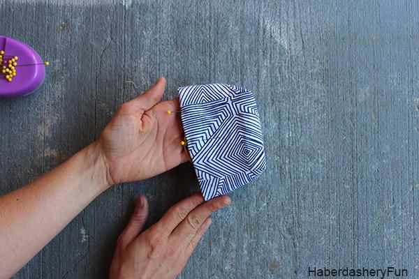Fabric Planter Bin Step5b