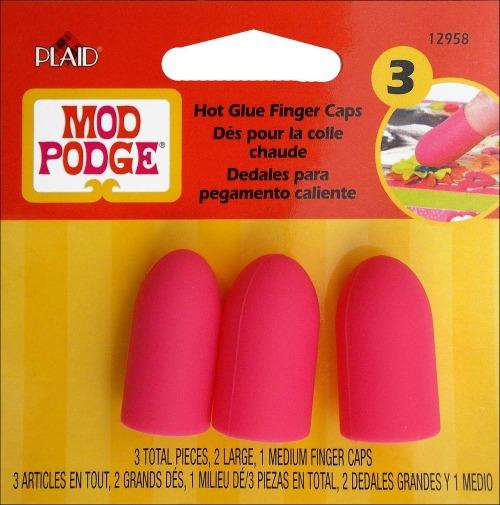 Finger Caps by Mod Podge