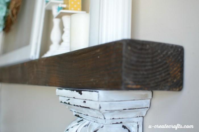 DIY 2x4 Wooden Shelf at U Create
