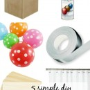 DIY Summer Games - use the items you have around your house!! Fun for all ages!!
