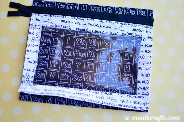 9 back to school sewing