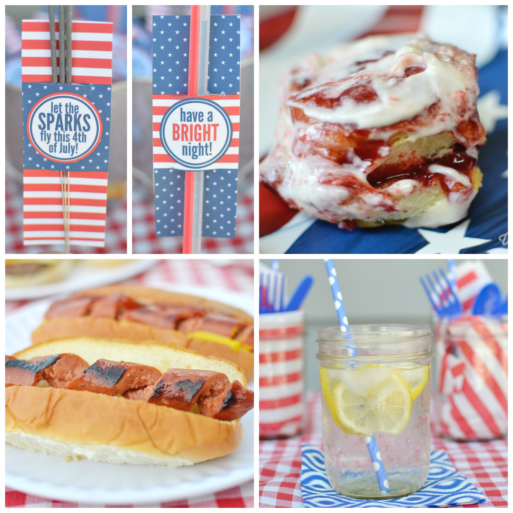 Diy 4th Of July Bbq Ideas U Create