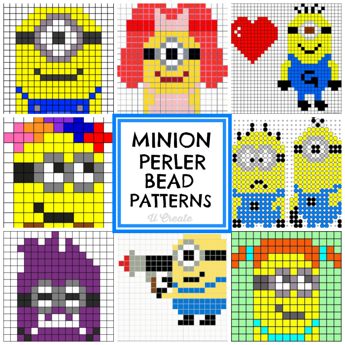 Free Minion Patterns at U Create