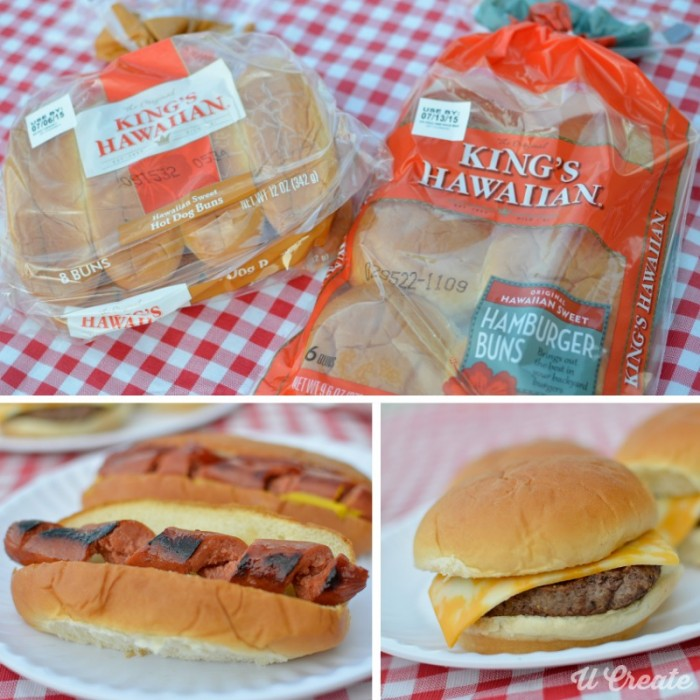 Hawaiian Rolls BBQ ideas