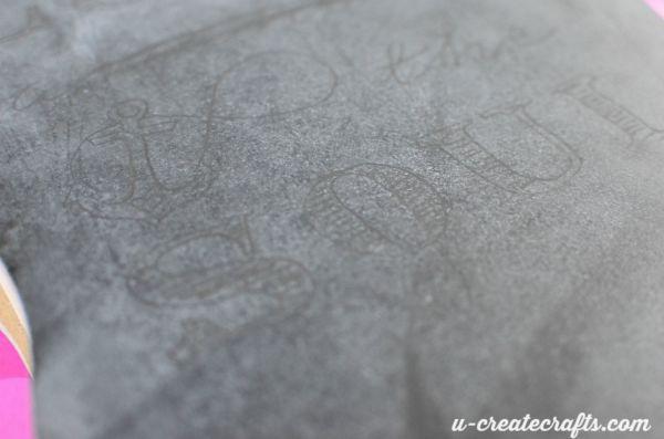 5 chalk art tutorial
