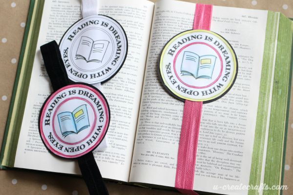 DIY Elastic Bookmarks 5