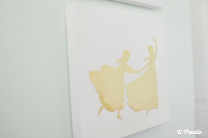 Frozen Girls Bedroom Ideas