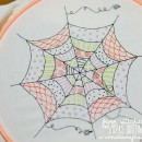 """Spiders Quilting"" free stitchable pattern by U Create"