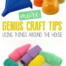 MORE Genius Craft Tips Using Items Around the House