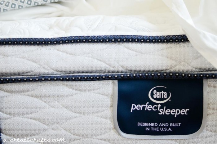 Serta Perfect Sleeper Mattress King