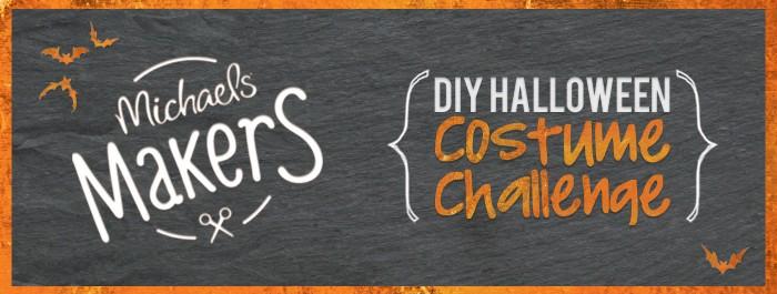 Michaels Makers Halloween Costume Challenge
