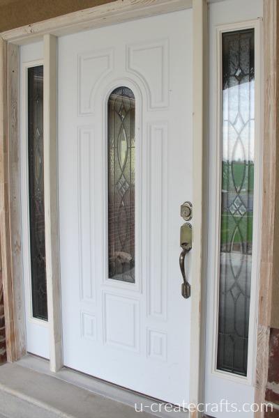Beck's front door