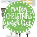 Overstock Crafty Wish List