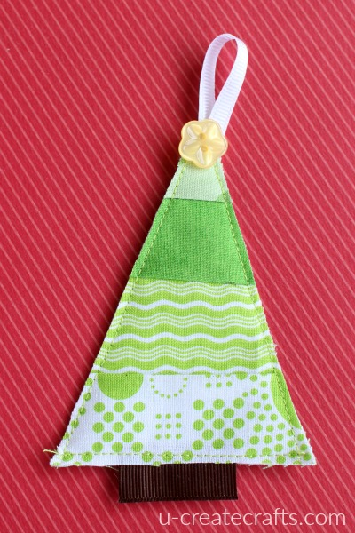 Use Fabric scraps to DIY
