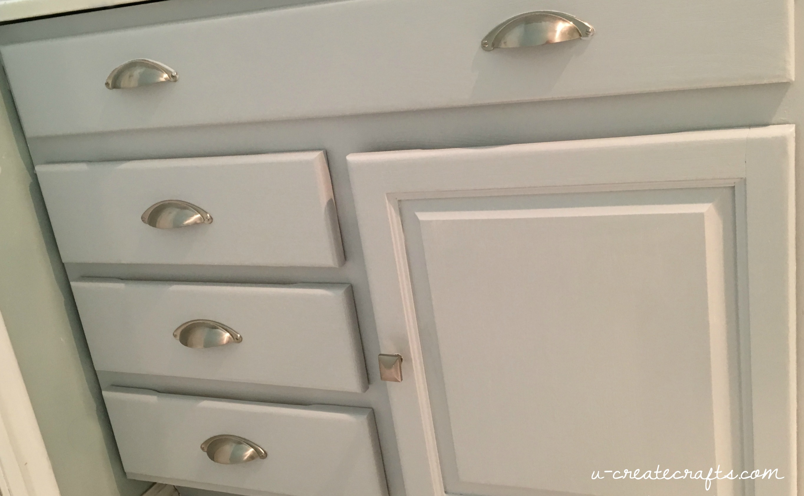 Valspar Cabinet Enamel Paint - U Create