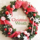 Christmas Wreath Tutorial by U Create