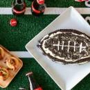 Hostess Gift Idea and Oreo Football Cake Recipe