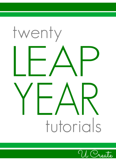 20 Leap Year Day Tutorials