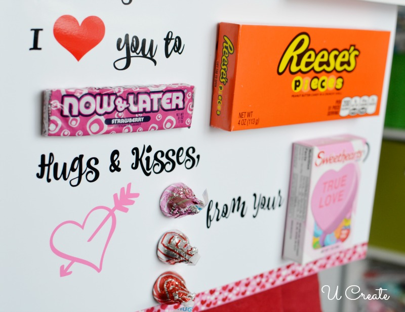 Candy Gram Poster Printables by U Create