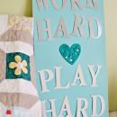 DIY Family Motto by U Create