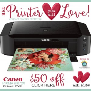 Canon Craft Printer