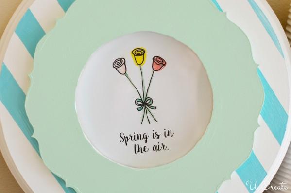 Spring-frame