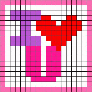Valentine Perler Bead Patterns U Create