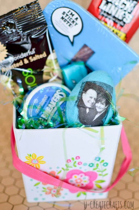Men's Easter Basket