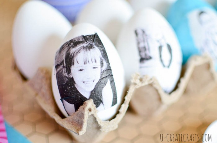 Personalized Easter Egg
