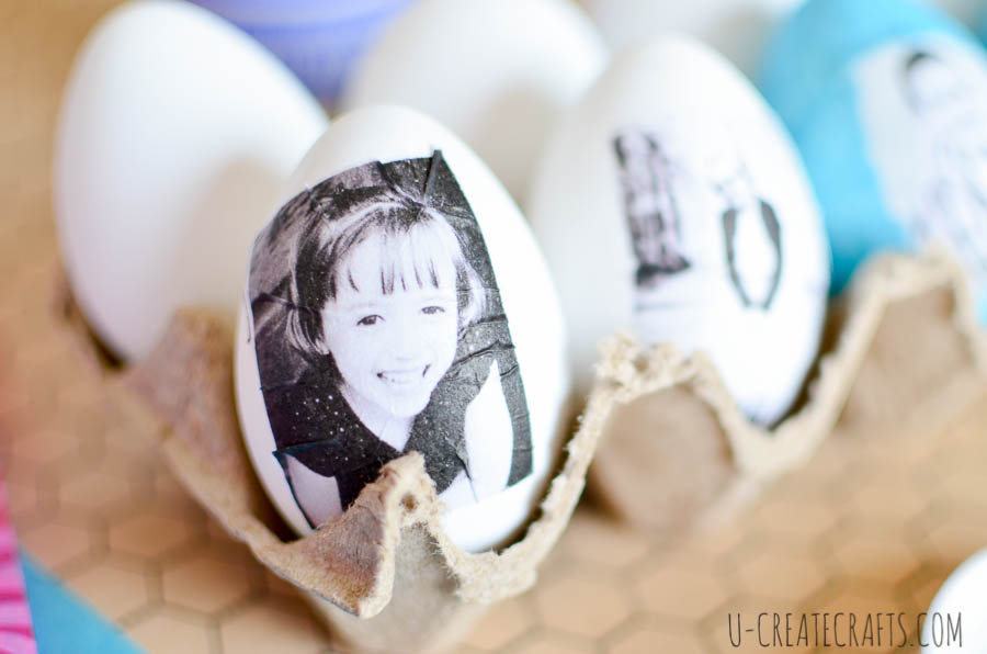 Photo Easter Eggs