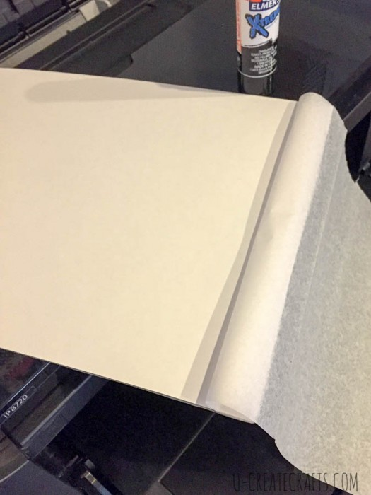 Printing with Canon Printer on Tissue Paper
