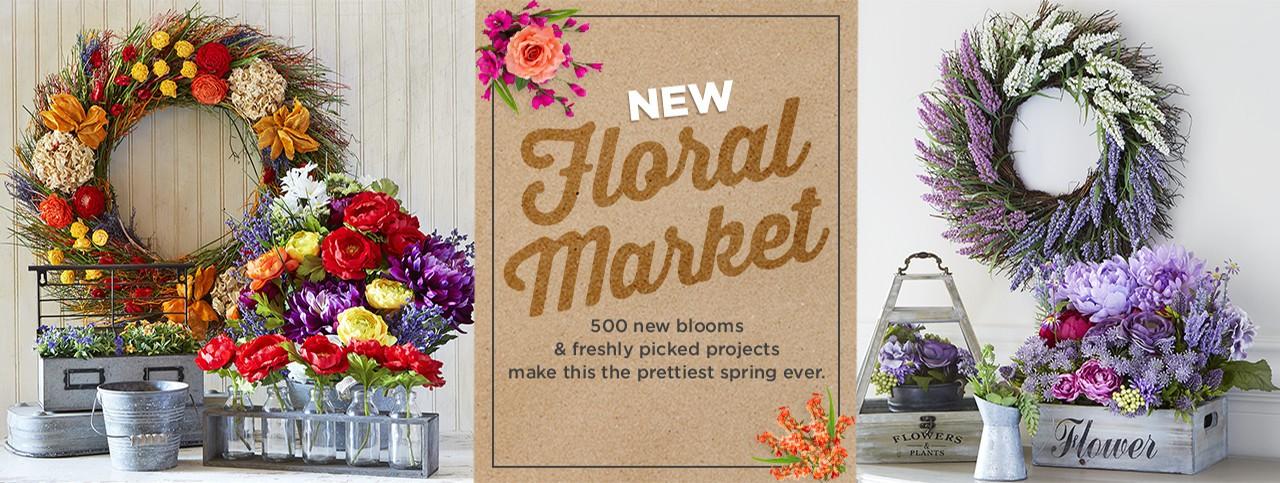 Floral Market Challenge by U Create